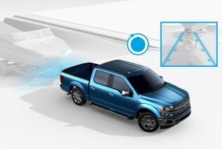 Tech Highlight:  Ford Pro Trailer Backup Assist™