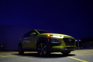 2020 Hyundai Kona Ultimate AWD Review